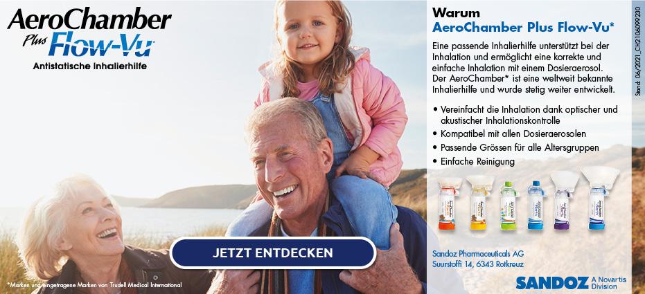 Inhalierhilfen Aerochamber  günstig kaufen