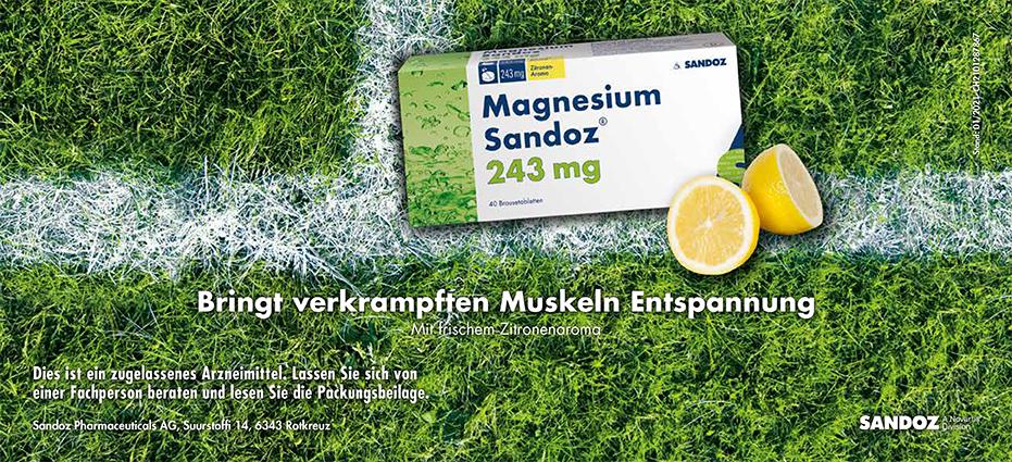 Sandoz Magnesium günstig kaufen
