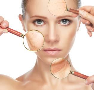 Sonne als Hauptfaktor der Hautalterung