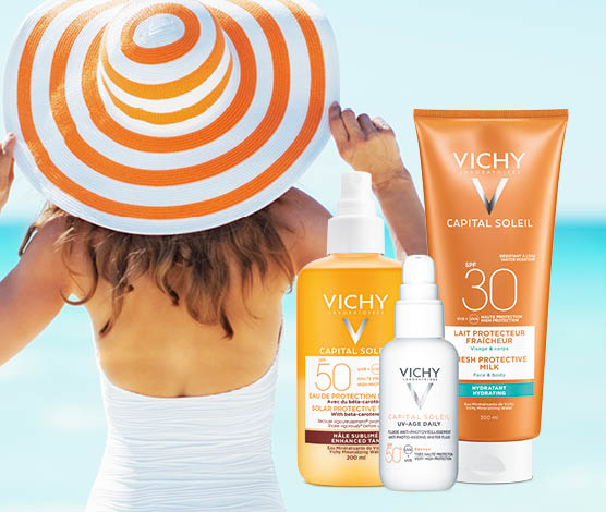Protection solaire Vichy