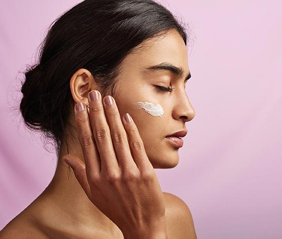 Gesichtspflege für empfindliche Haut