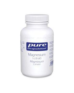 Magnésium citrate de magnésium