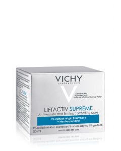 Liftactiv Supreme Anti-Falten Pflege - trockene Haut