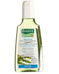 Shampooing anti-gras au varech vésiculeux