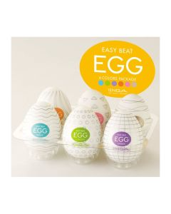 EGG Variety pack, 6 couleurs