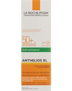 Anthelios XL Mattierende Gel-Creme LSF 50+ - Sonnencreme mit Anti-Glanz Effekt