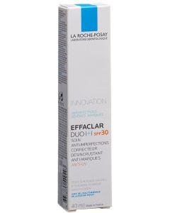 Effaclar Duo+ LSF30 - Tiefenwirksame Pflege gegen Hautunreinheiten mit Sonnenschutz