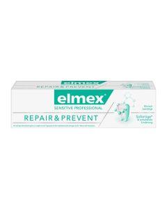 Repair and prevent dentifrice duopack