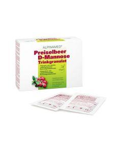 Airelle rouge D-Mannose - Boisson instantanée en granulés