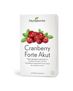 Cranberry Forte Akut