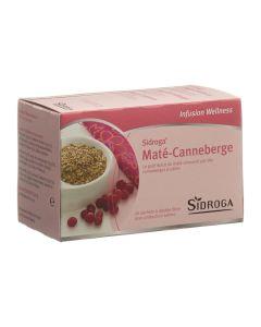 Maté-Canneberge