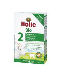 Bio-Folgemilch 2 aus Ziegenmilch