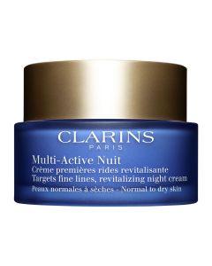 Multi active nuit peaux normales à sèches