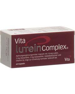Lutein Complex en capsule