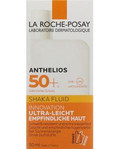 Anthelios Fluid LSF 50+ - Ultra leichte Sonnencreme für das Gesicht