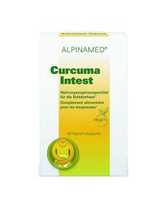 Curcuma Intest capules