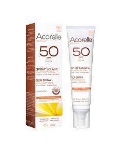 Spray solaire SPF50