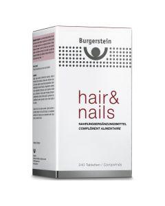 Hair & Nails Tablette