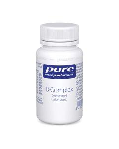 B-Complex plus Vitamin B Kombination
