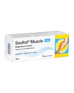 Muscle Magnesium Crème tube