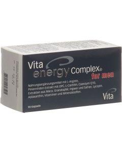 Energy complex for men en capsule