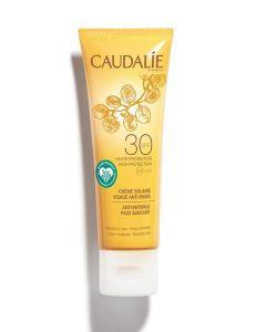 Crème solaire visage anti rides SPF30