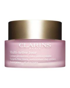 Multi active jour crème toutes peaux