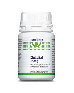 Zinkvital Tablette 15mg