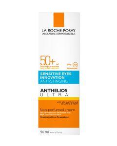 Ultra crème SPF 50+ - Protection solaire visage