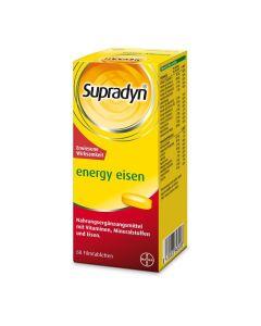 Energy fer comprimé pelliculé en boite