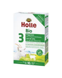 Bio-Folgemilch 3 aus Ziegenmilch