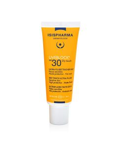 SPF 30 Dry Touch ultra-fluide toucher sec haute protection