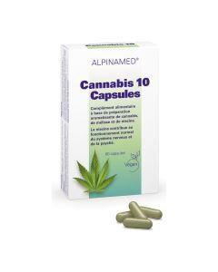 Cannabis 10 complément alimentaire