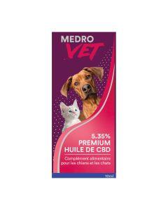 Hunde & Katzen, CBD 5.35%, Öl, Vial