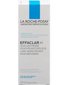 Effaclar H - Beruhigende Feuchtigkeitspflege für unreine Haut unter medikamentöser Behandlung