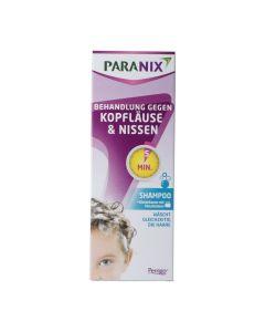 Shampoo 5 Minuten und Kamm