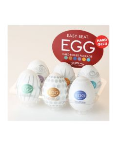 EGG Variety pack, hard boiled