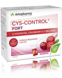Forte D-Mannose Cranberry Heidekraut