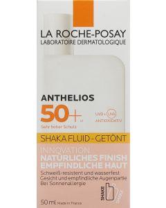 Anthelios fluide teinté SPF 50+ - Protection solaire visage