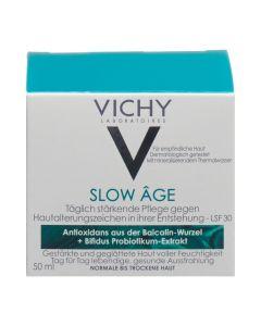 Slow Age Creme Tagespflege - Tagespflege LSF 30 Korrektur und Vorbeugung der ersten Hautalterungszeichen