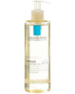 Lipikar Dusch- und Badeöl AP+ - Rückfettendes Öl für normale bis sehr trockene Haut