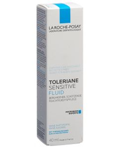 Toleriane sensitive fluide - Soin hydratant prébiotique pour peaux sensibles normales à mixtes
