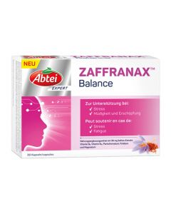 Zaffranax Balance Nahrungsergänzungsmittel