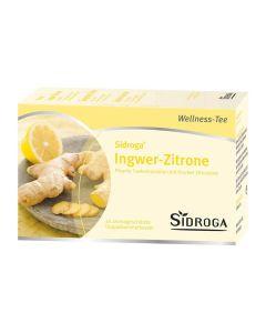 Ingwer-Zitronetee